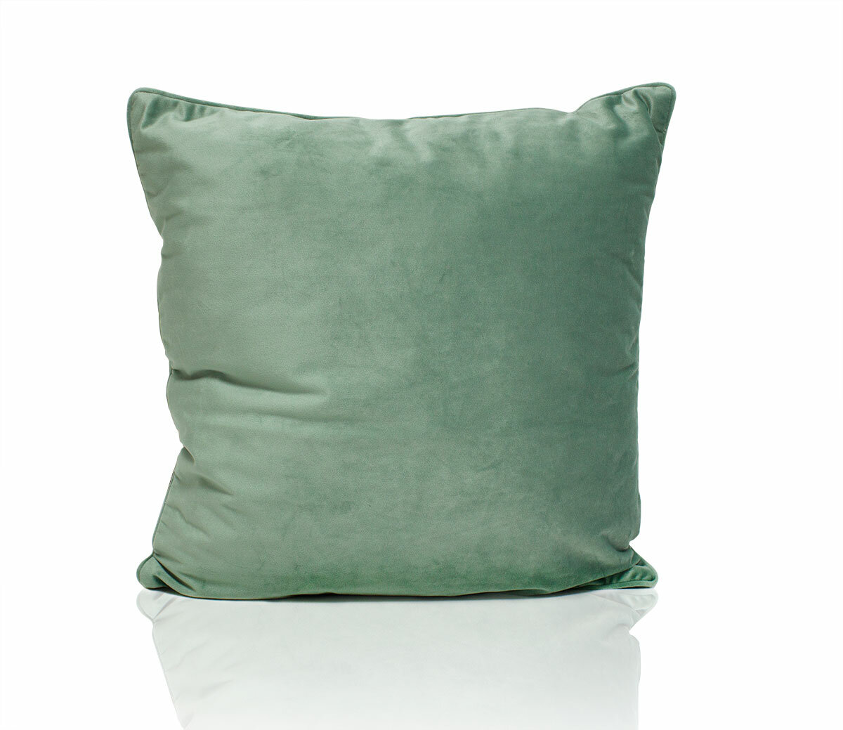 Декоративная подушка Mona зеленый Tivolyo (зеленый), подушка 43x43