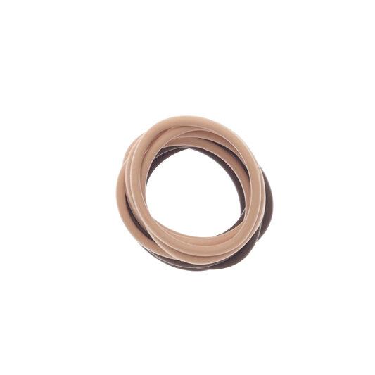 Резинки для волос силиконовые DEWAL RES039