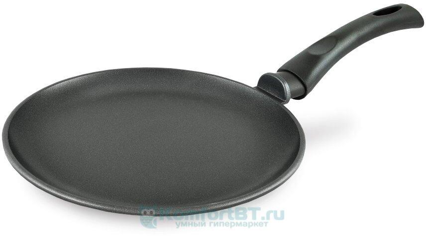 Сковорода блинная Нева Металл Посуда Литая 24 см (6224)