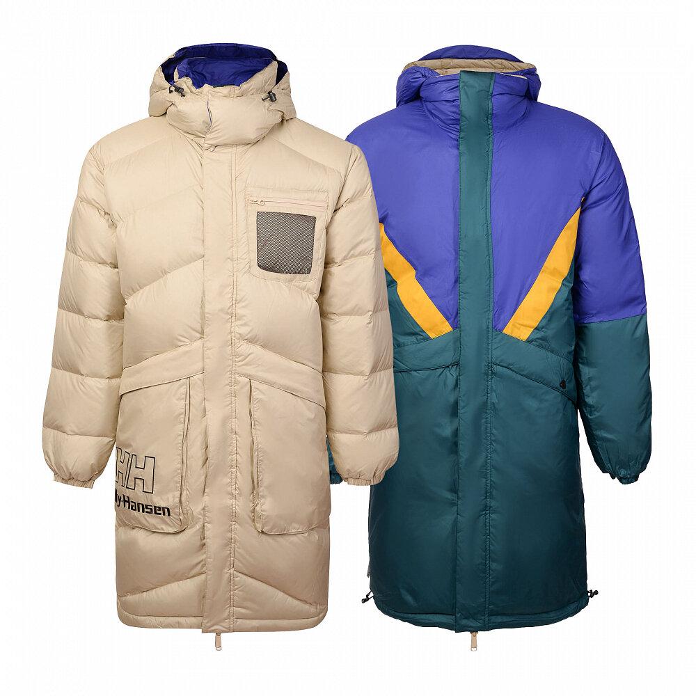 Пуховик Helly Hansen Heritage Reversible Puffer Coat