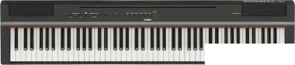 Цифровое пианино Yamaha P-125BK