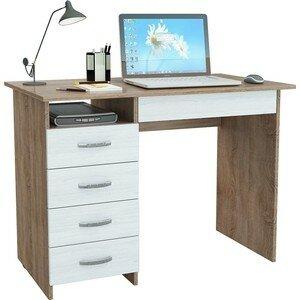 Письменный стол Мастер СДМ-01-СБ-03 фото 1