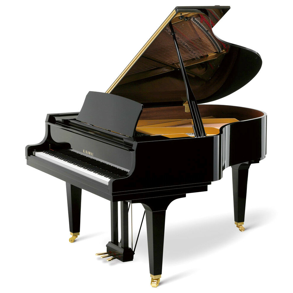 KAWAI GL-40 M/PEP, цвет чёрный полированный (Акустические рояли)