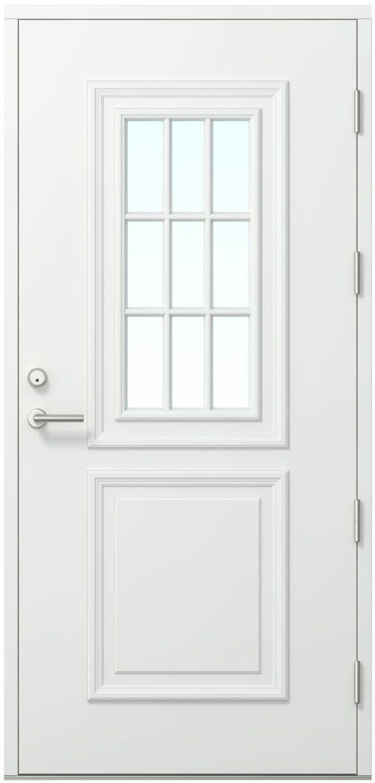 Входная дверь kaski Входная дверь Kropsu 9x21