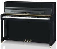Kawai пианино K200 цвет черный полированный (M/PEP) высота 114 см.
