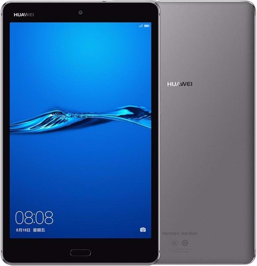 Планшет Huawei MediaPad M5 Lite 8 32GB LTE JDN2-L09 (53010HQC) серый