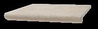 Плитка из керамогранита Azuliber Угловая ступень Peldano Fiorentino Angular Aitana Blanco