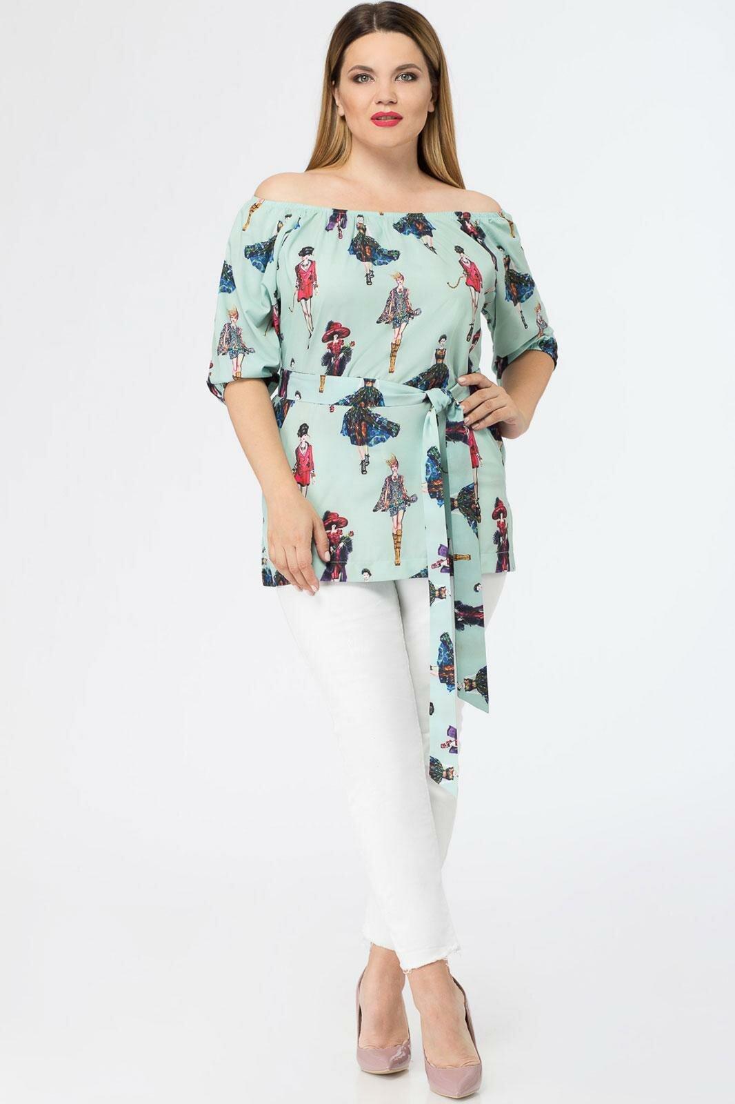 Блуза БелЭкспози