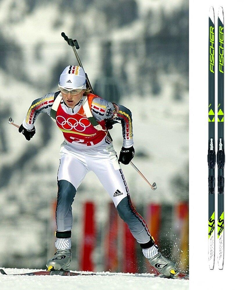 Беговые лыжи Fischer LS SKATE IFP 19-20 (186)