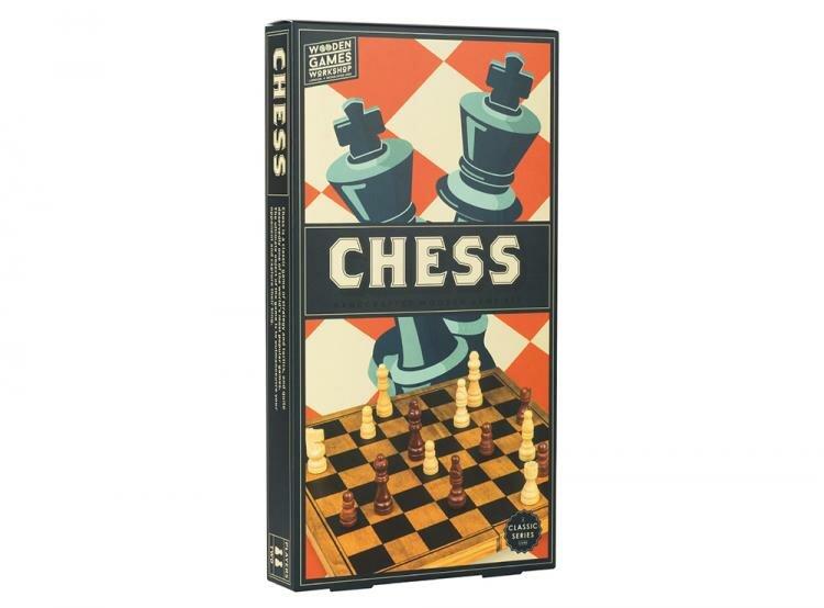 Шахматы (Chess, 1551) Настольная игра