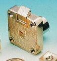 Armstrong 502-22 Замок для ящика защёлкивающийся никель