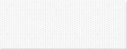 Керамическая плитка (кафель) для стен глазурованная Керамин Концепт 7С 200x500