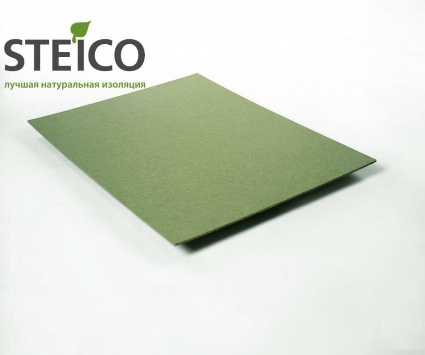 Подложка хвойная EGEN Steico underfloor 7 мм