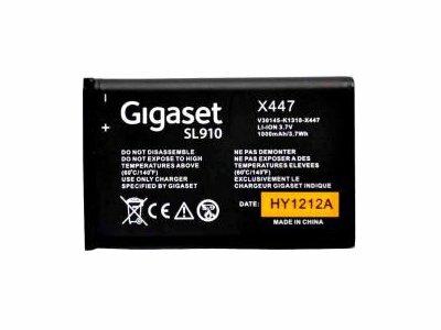 Аккумуляторная батарея Siemens Gigaset X447 (V30145-K1310-X447)