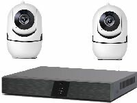 Набор видеонаблюдения Офис WIFI