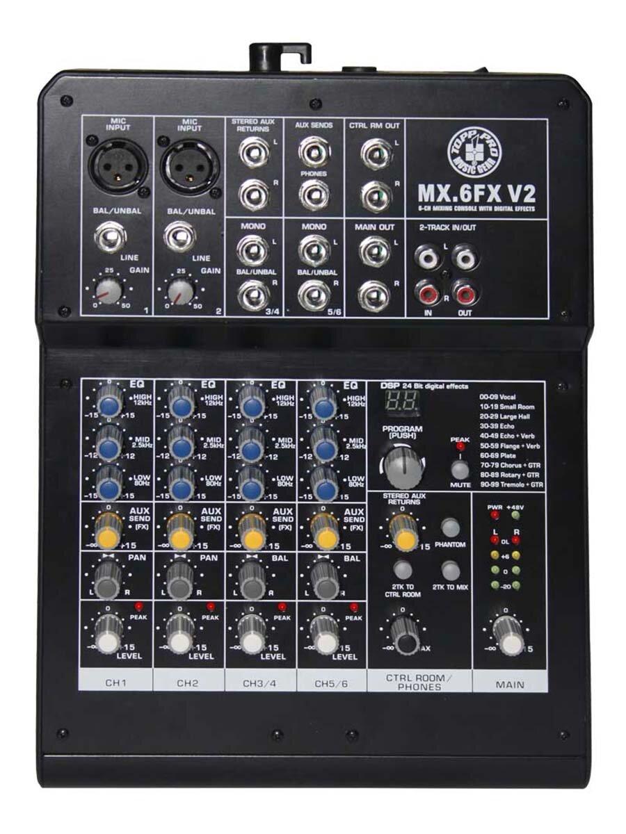 Topp Pro MX6FXV2