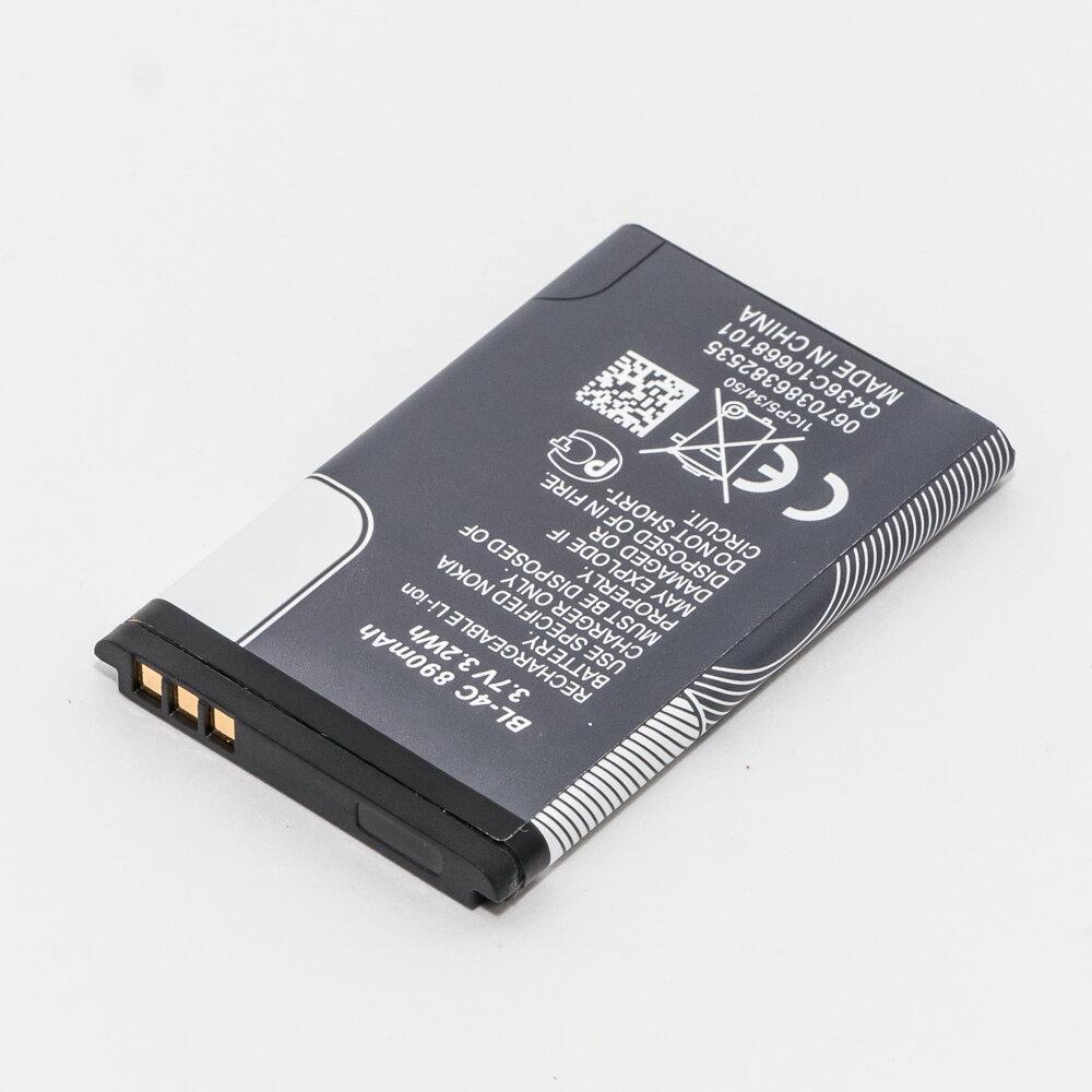 Аккумулятор BL-4C для телефона Nokia 108 Dual Sim