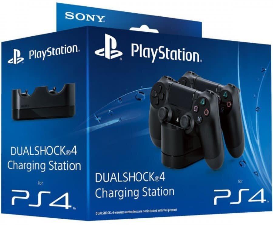 Зарядная станция Sony для 2-х DualShock 4
