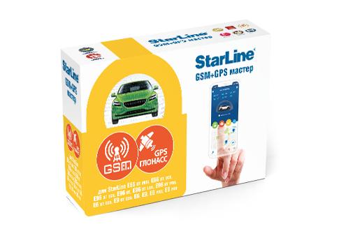 StarLine Мастер 6 GSM+GPS модуль