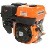 HWASDAN H390 (S shaft), Двигатель бензиновый, Вал-шпонка, 25 мм, 13 лс, ручной старт