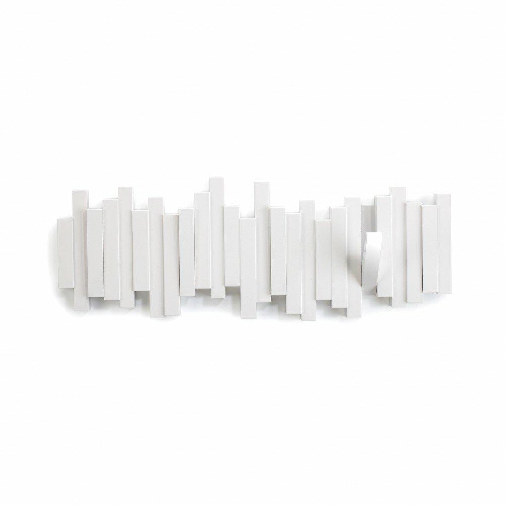 Настенная вешалка Sticks Белый (Umbra)