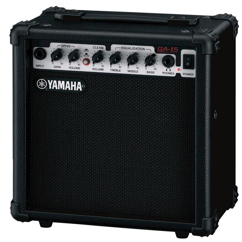 Комбо усилители Yamaha GA-15