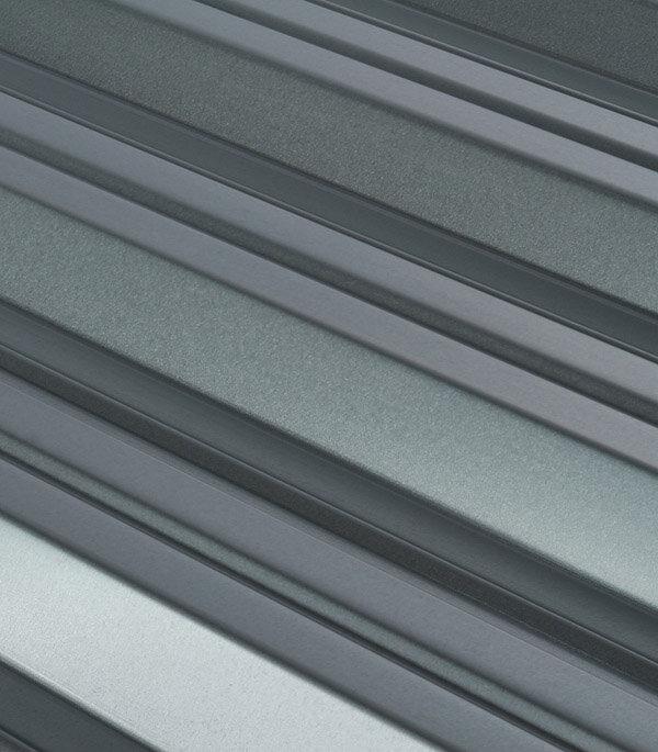 Профнастил НС35 1,06х2,0 м толщина 0,5 мм оцинкованный