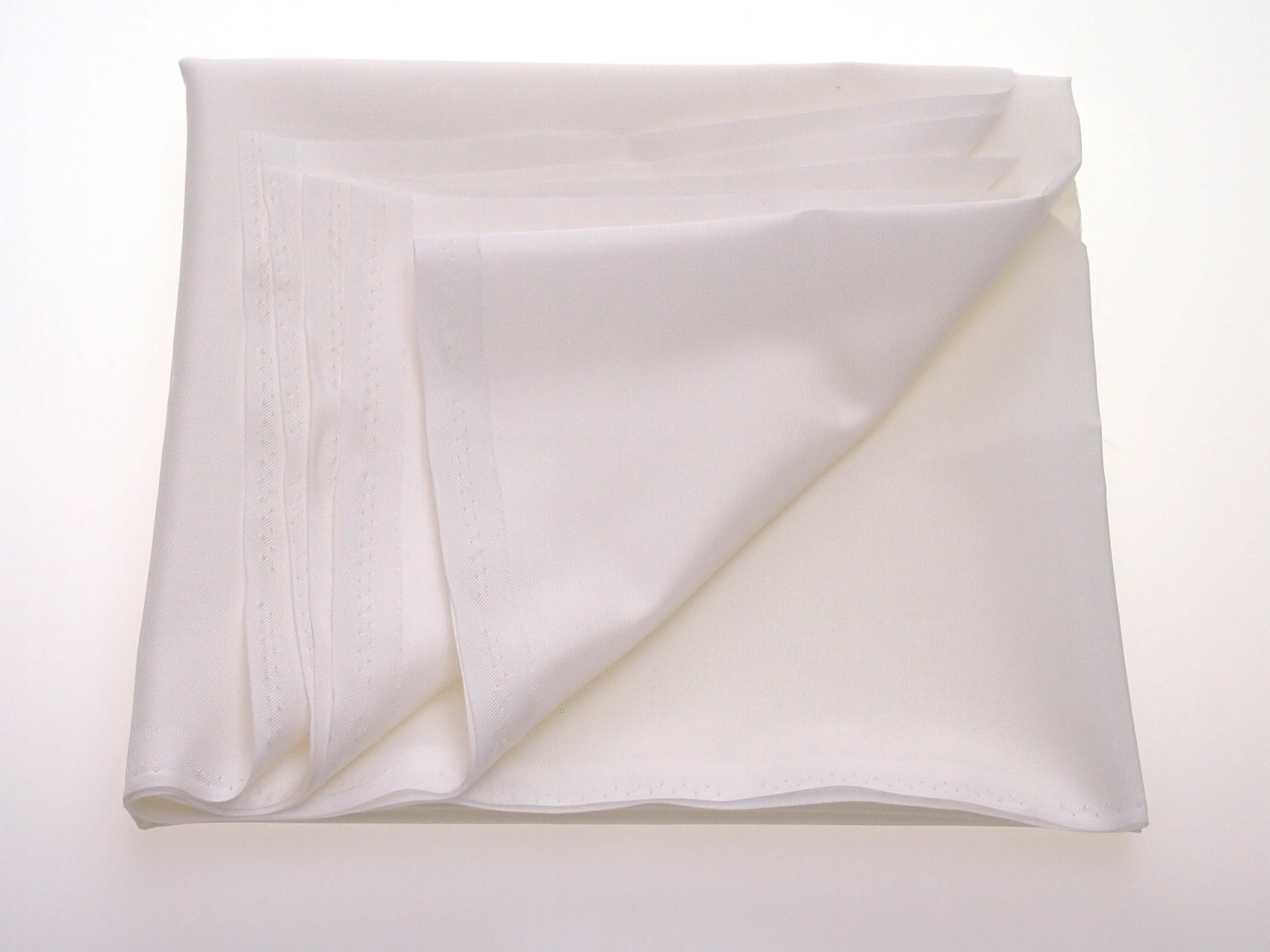 Ткань лавсан молочный 56208 ГОСТ плотность 140 г/м.кв., шир.100 см, 1 м.пог.