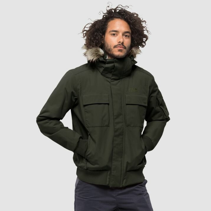 Куртка JACK WOLFSKIN BROCKTON POINT, 2XL