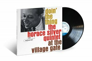 """Silver, Horace """"виниловая пластинка Doin' The Thing (1 LP)"""""""