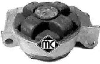 Подушка коробки передач 80 avant (8c, b4) 2.8 [aah] 174 л.с. бензин 1991 — 1996 Metalcaucho 02917