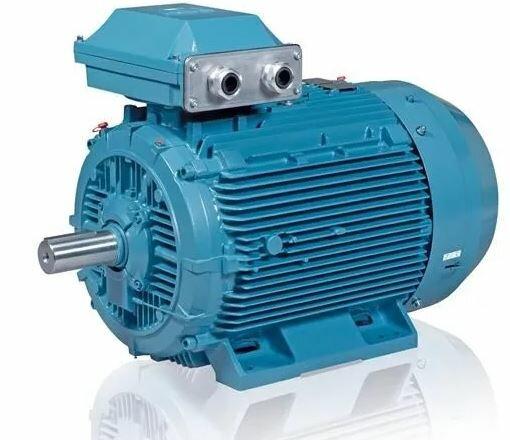 Электродвигатели асинхронные M2AA Электродвигатель 71 A IE2, 0,37 кВт, 3000об/мин, IMB3 ABB