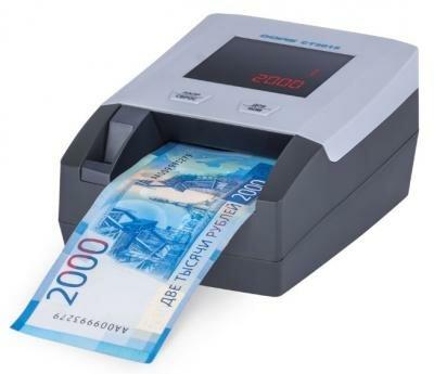 Автоматический детектор рублей DORS CT2015