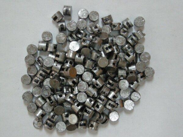 Пломбы Россия свинцовые D 10 мм, 1 кг