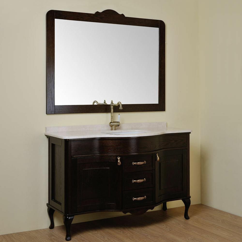 Мебель для ванной Timo Amelia 130 H-VR 84