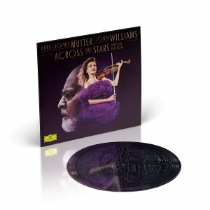 "Anne-Sophie Mutter / The Recording Arts Orchestra of Los Angeles / John Williams ""виниловая пластинка Across The Stars / Special Edition (1 LP)"""