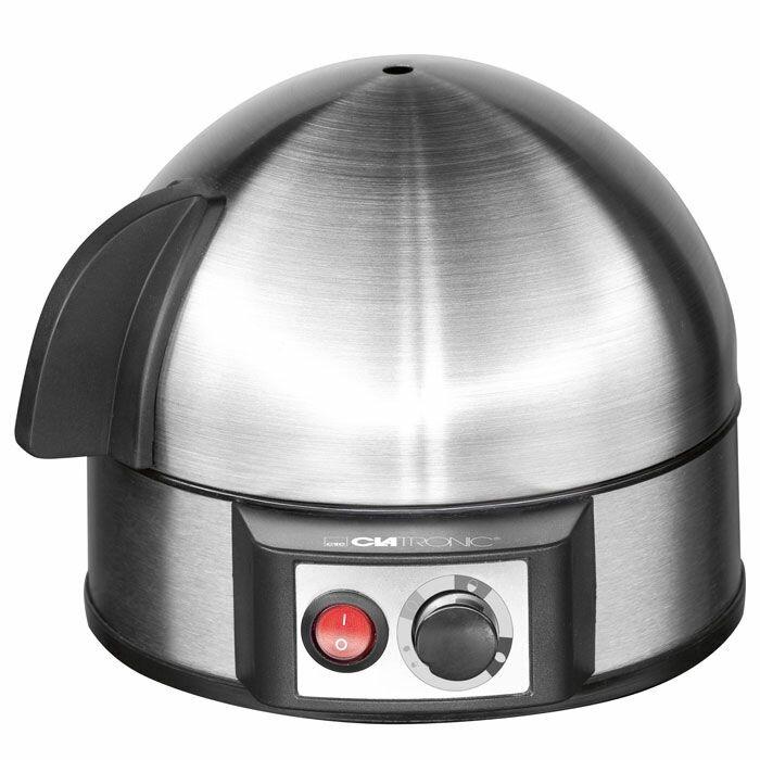 Яйцеварка Clatronic EK 3321, Grey Metallic