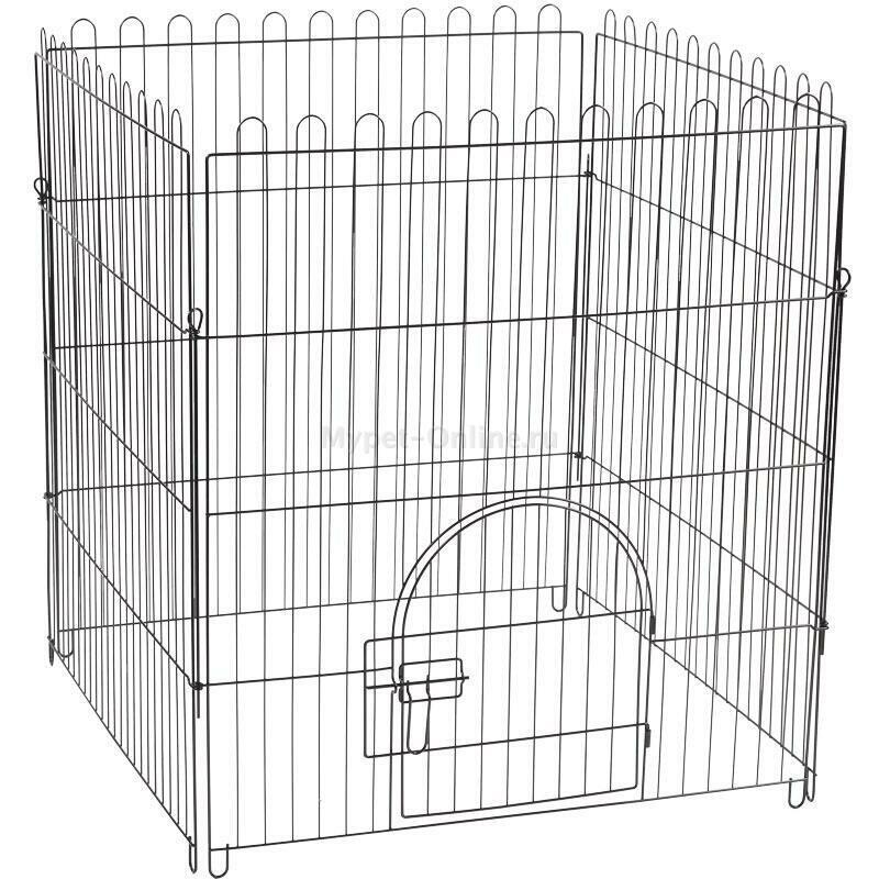 Клетка-вольер для собак Triol K-2, размер 2, размер 84х95см.