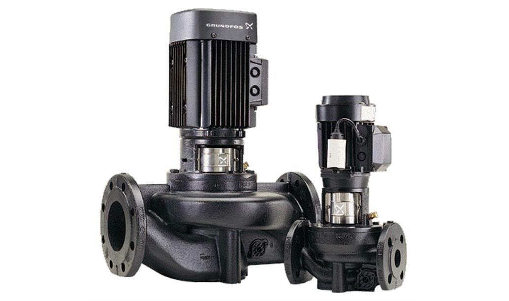 Насос центробежный Grundfos TP 65-340/2 A-F-A-BAQE