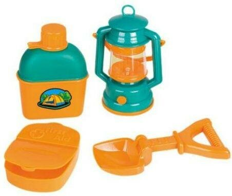 Игровой набор Наша игрушка Турист