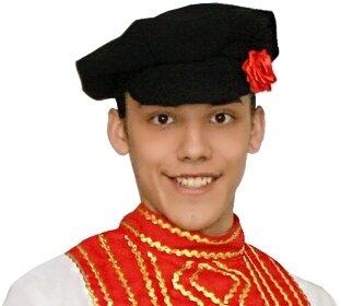 Русский народный картуз