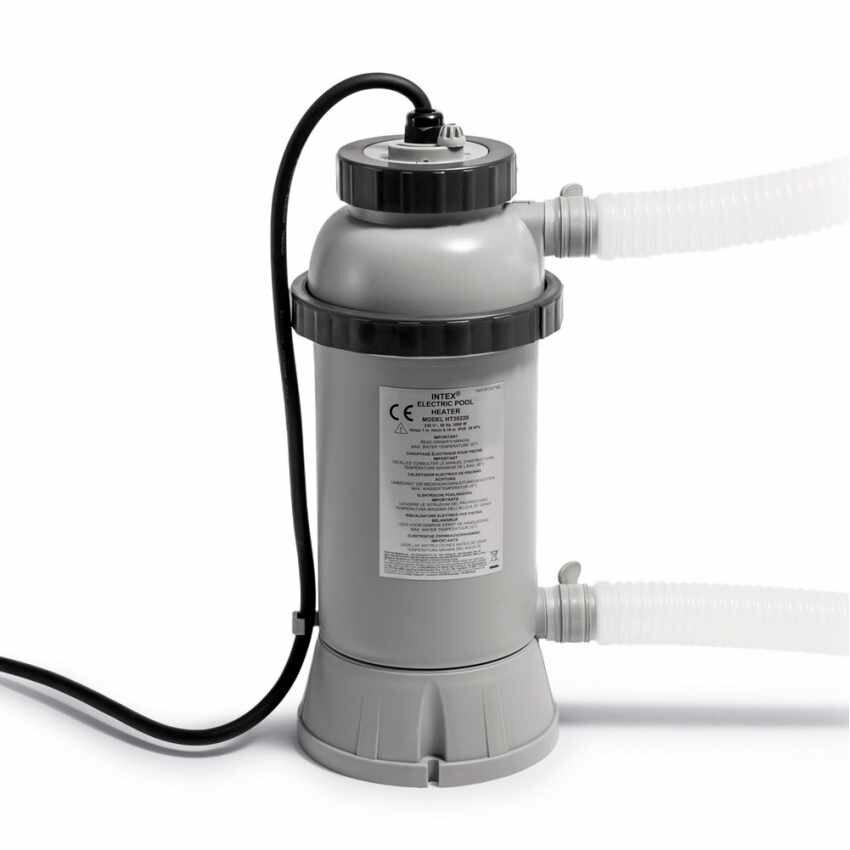 """Проточный водонагреватель Intex, для бассейнов до 457см, D1,25"""" 28684"""