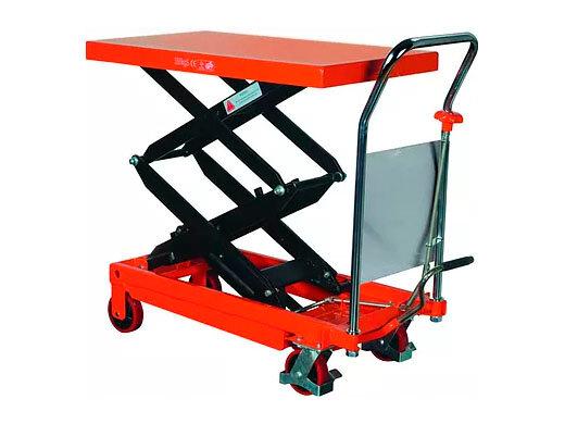 Передвижной подъемный стол NOBLELIFT TFD35, грузоподъемность 350 кг