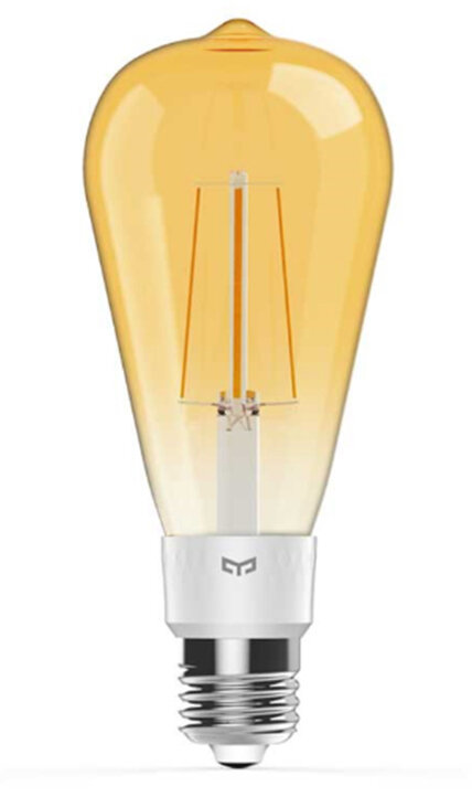 Лампа Xiaomi E27 6Вт 2000K фото 1