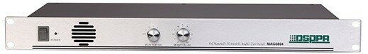 DSPPA MAG-6801 1-канальный аудио терминал