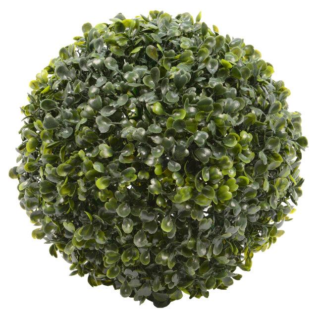 растение искусственное Самшит 18см