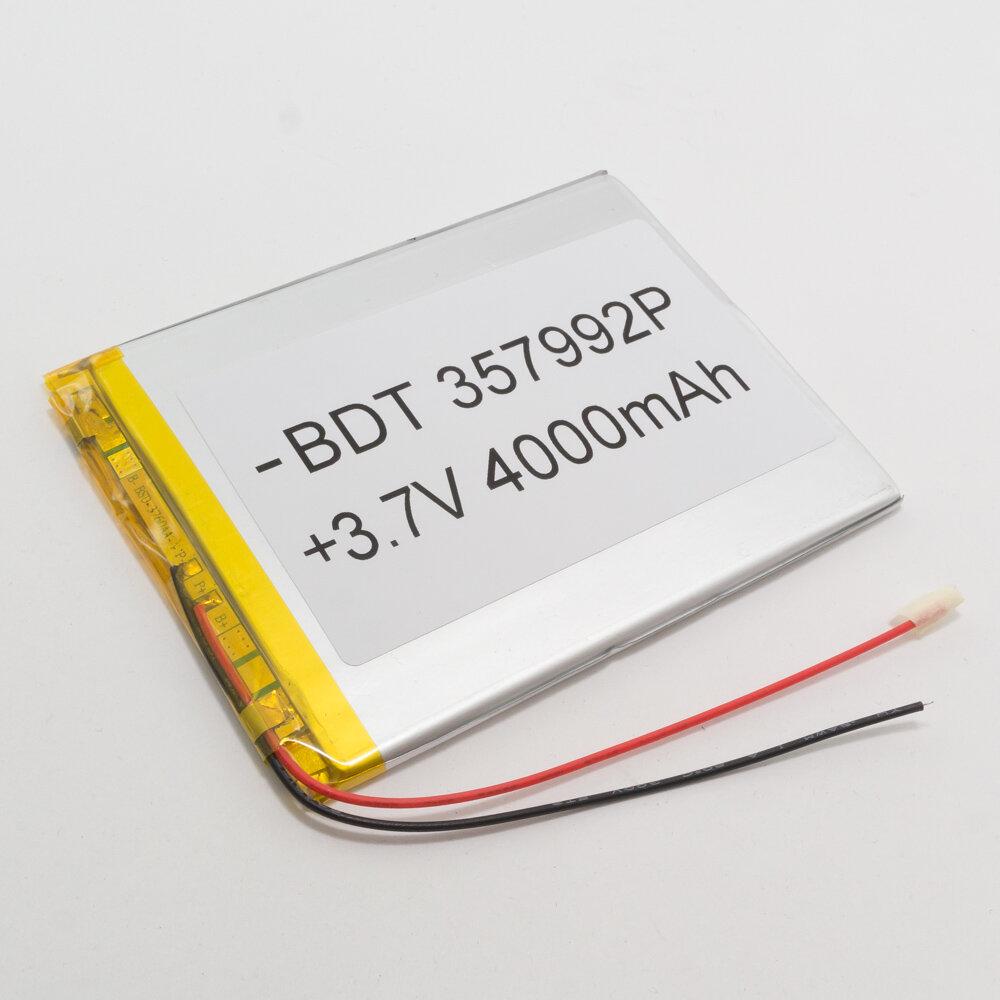Аккумулятор для планшета 3.7v 4000mAh