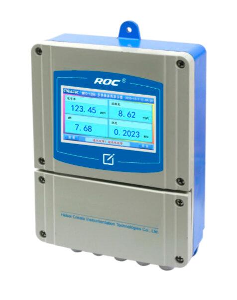 Create MFC-1202 Мультипараметрический контроллер параметров воды MFC1202