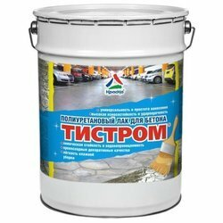 Лак износостойкий Краско Тистром 10л