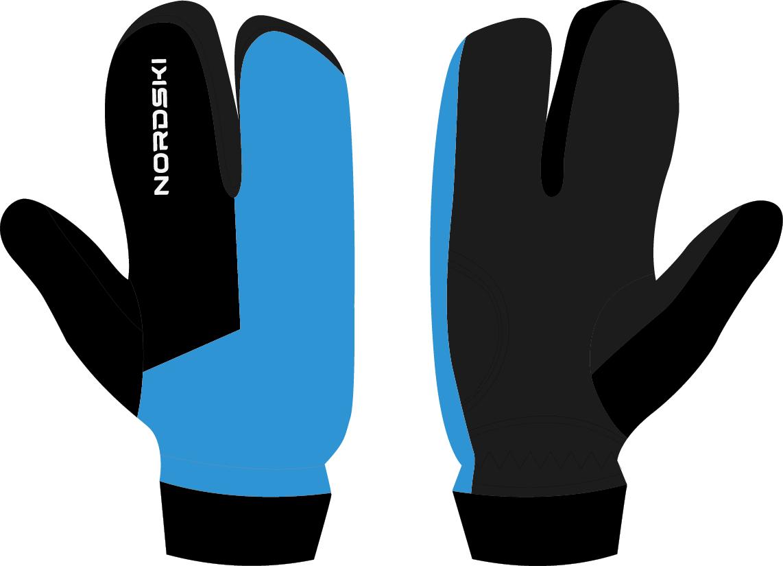 Перчатки Nordski